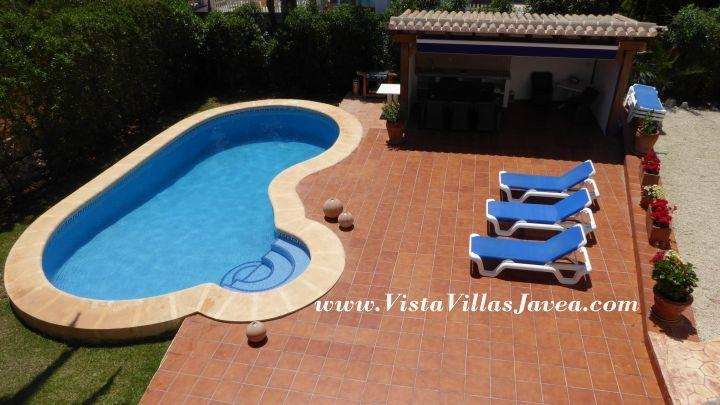 Fabulous pool and terrace