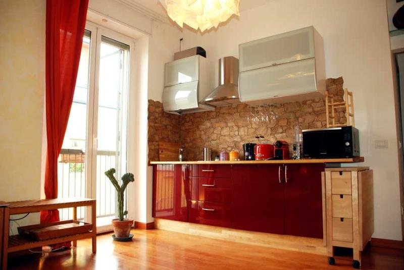 Milano Guest House - Appartamento Passione, holiday rental in Corsico