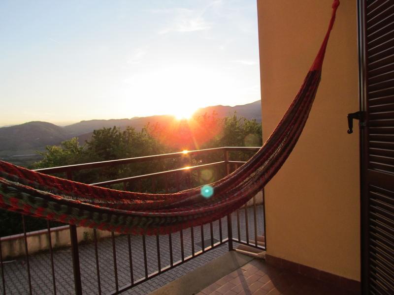 Hammock & Sunset