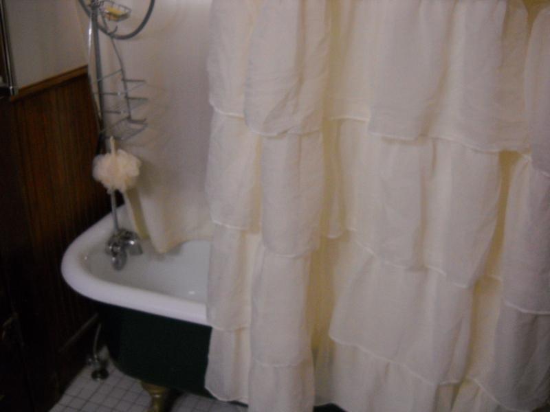 Sue's Suite bath/shower