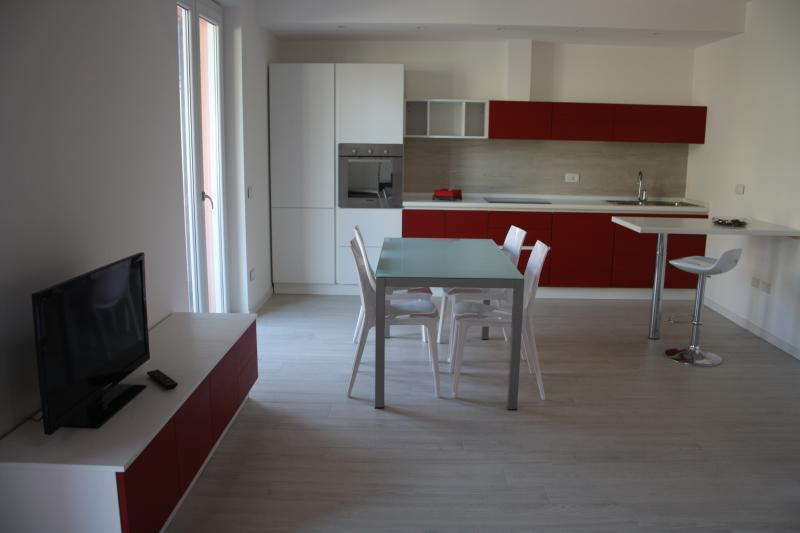 Loft in complesso residenziale, holiday rental in Caglio