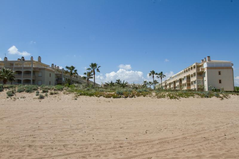 urbanizacion a pie de playa
