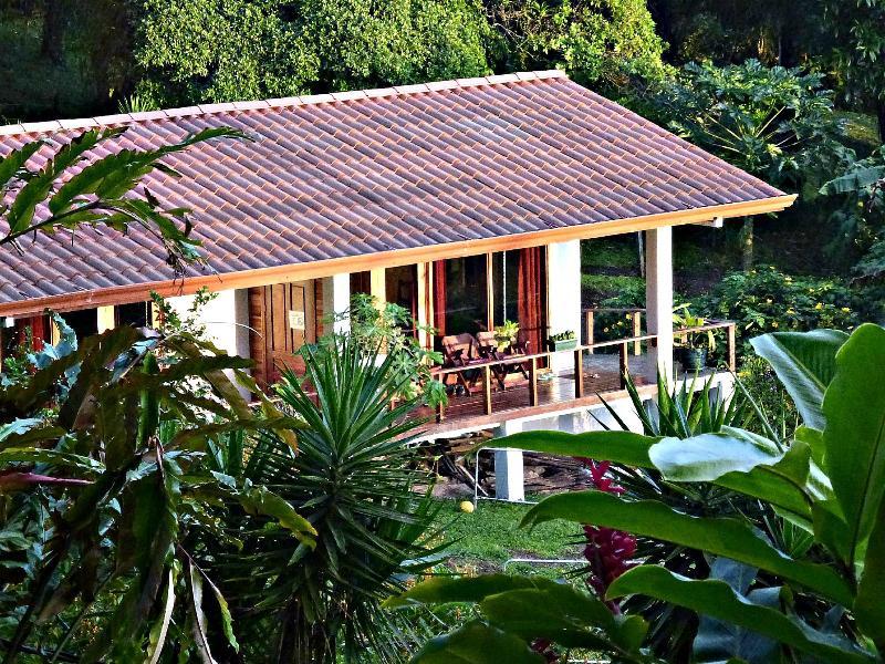 La Ceiba Tree Lodge B&B, alquiler de vacaciones en Nuevo Arenal