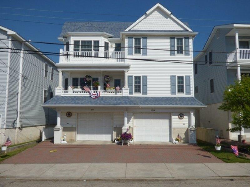 5714 West Ave. 2nd Flr. 137012, holiday rental in Strathmere