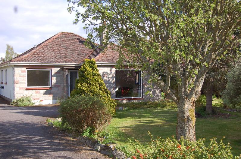 Gleniffer, Grantown-on-Spey. In the heart of the Scottish Highlands., vacation rental in Grantown-on-Spey