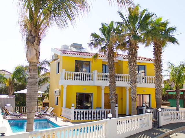 Beach Villa Alexander, vacation rental in Ayia Napa