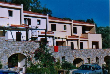 villetta a schiera, casa vacanza a Isola Del Giglio