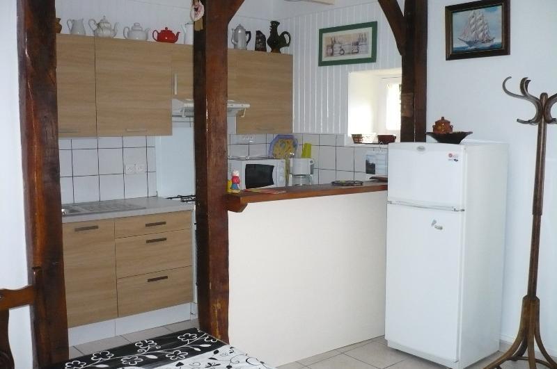 Kochnische (Erdgeschoss)