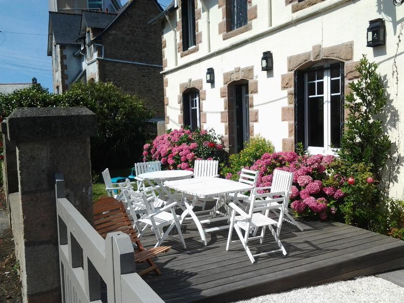 Charmante maison de vacances à Trebeurden, holiday rental in Trebeurden