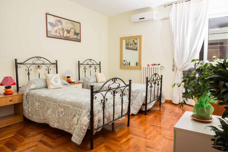 stanza da letto doppia o matrinoniale con bagno in camera