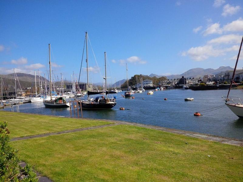 5 Oakley Wharf, holiday rental in Porthmadog
