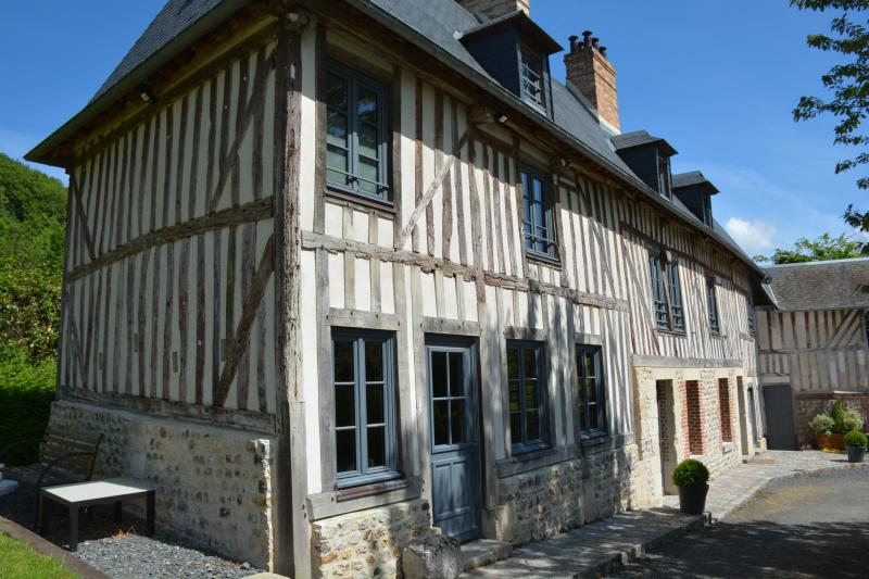 La Ferme, restored in 2012 has kept its character.