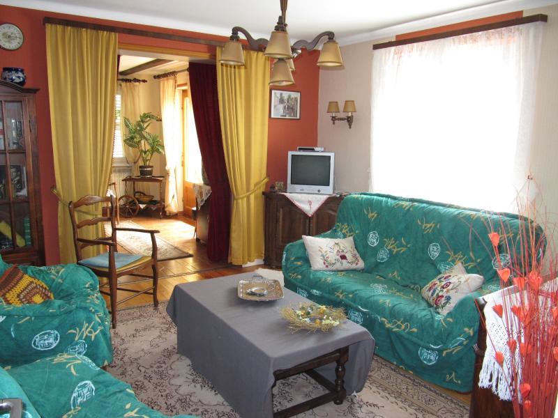 maison individuelle, location de vacances à Niederbronn-Les-Bains