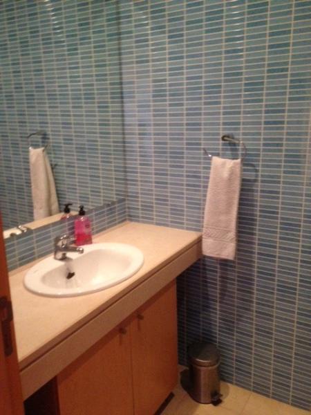 Seperate toilet off Hallway