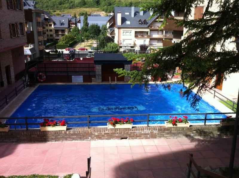 piscina comum