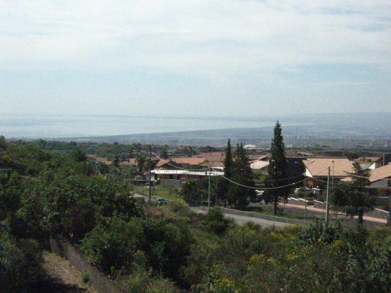 vista de la sea_taken del primer piso de la Villa