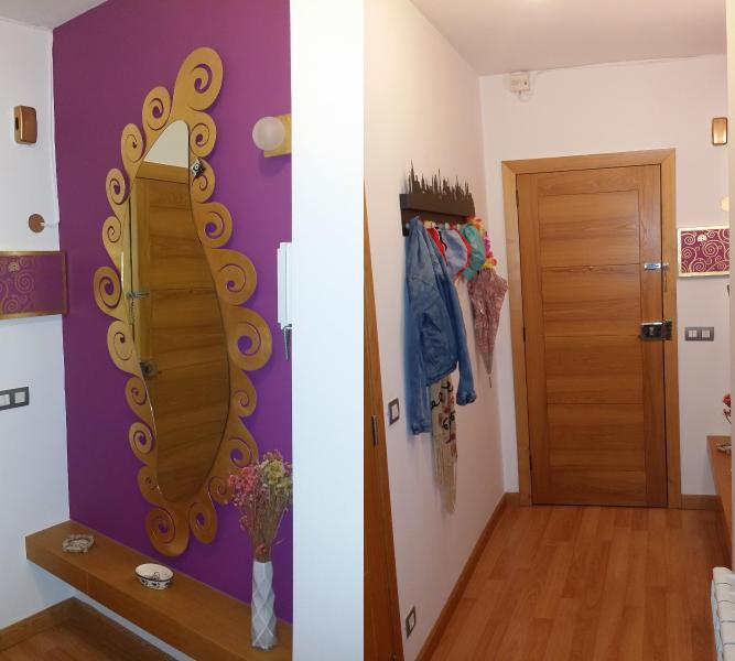 En Pontevedra ciudad: céntrico y para 5 (wifi), aluguéis de temporada em Soutomaior