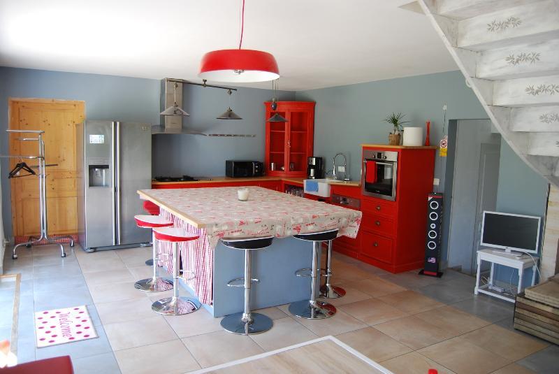 MAISON A LA CAMPAGNE, vacation rental in Bourbriac