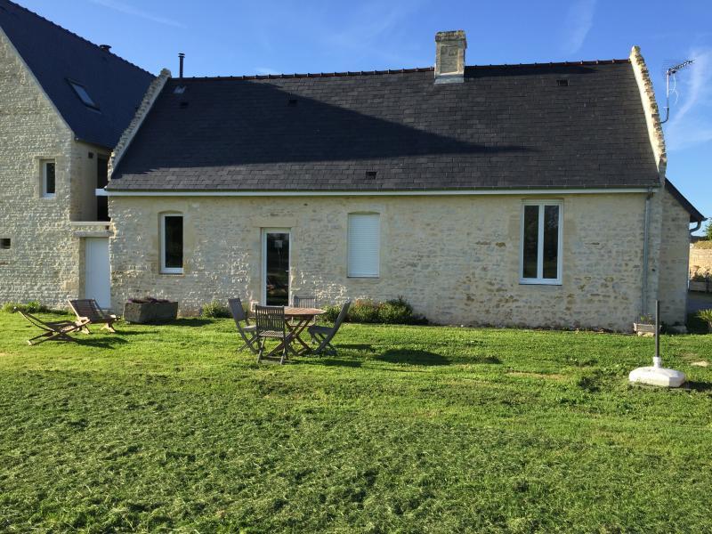 Belle maison à la campagne sur grand terrain privatif