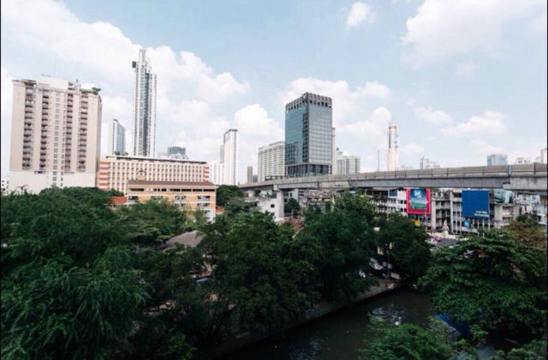 Downtown, just 100m. To siam , MBK – semesterbostad i Bangkok