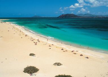 Grandes Playas, Corralejo