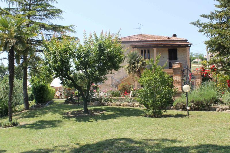 Casa Graziosa, holiday rental in Stella di Monsampolo