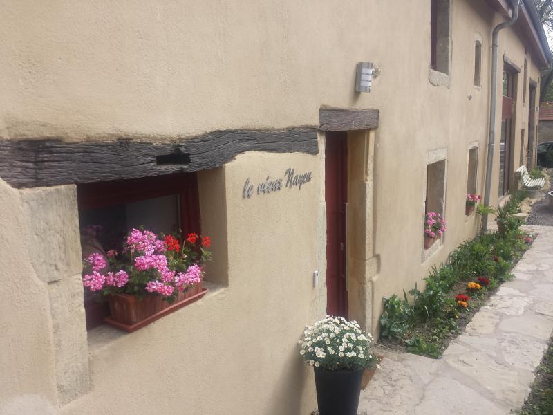 LE VIEUX NAYEU, holiday rental in Berig-Vintrange