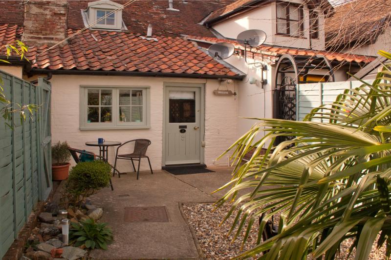 Holiday Home in Martlesham nr Woodbridge, holiday rental in Waldringfield