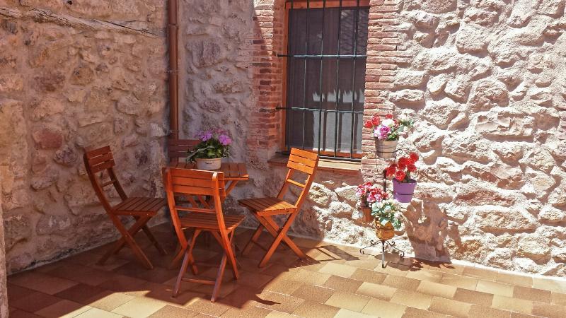 LA FUENTE DE PAVÍA. CABALLAR. SEGOVIA., vacation rental in Torreiglesias