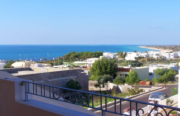 Casa Vacanza Panorama del Salento  28 luglio 4 agosto €500, alquiler vacacional en Marina di Pescoluse