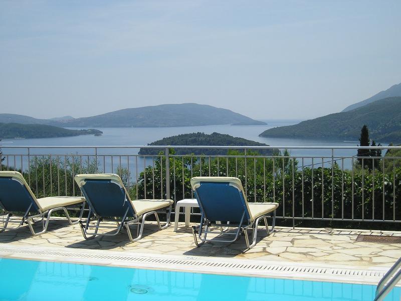 Villa Vasia - fantastic view