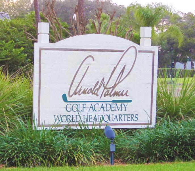 Walk to Arnold Palmer Academy