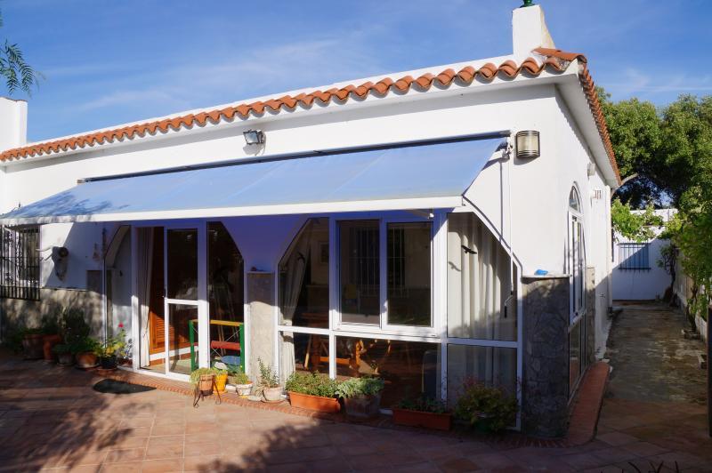 Casa de campo, alquiler de vacaciones en Barbate