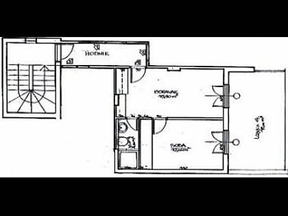 A(2+2): floor plan
