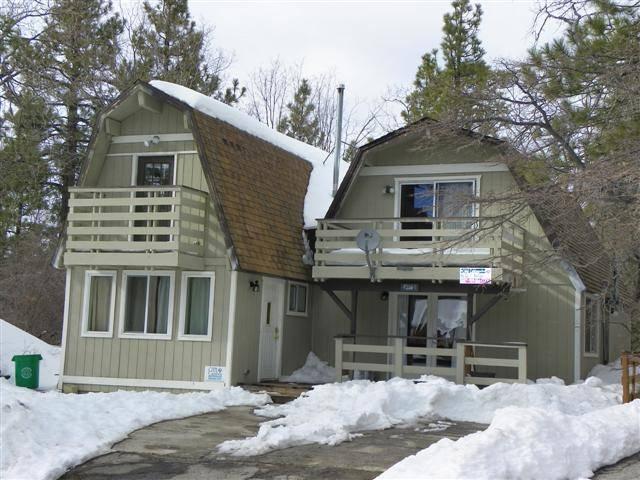 big bear moonridge cabin