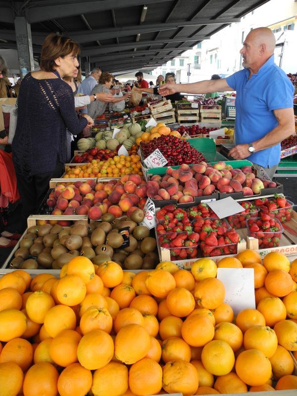 Mercato della frutta Sant'Ambrogio