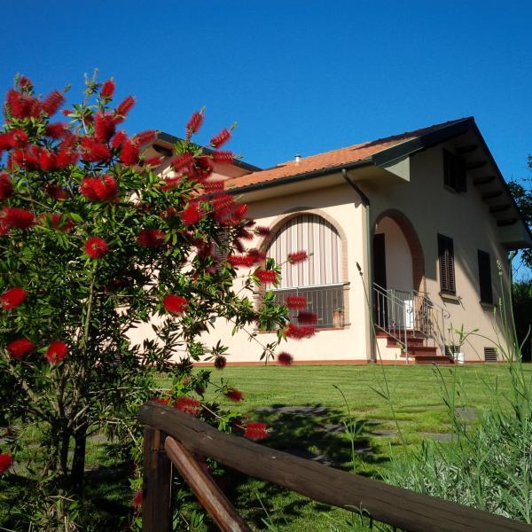 Campo del Rosario, holiday rental in Montescudaio