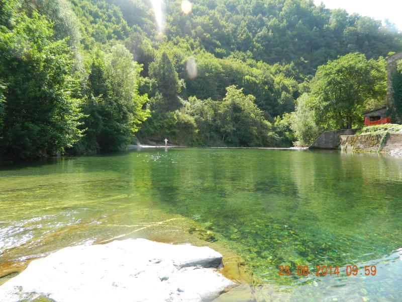 Lac de baignade de Molini (5 min de Casa)