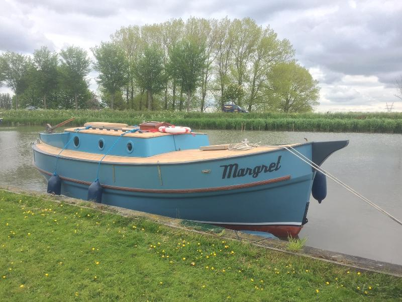 Holiday Boat Margret, a lovely place to spend your vacation