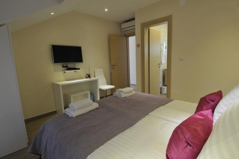 Chambre à coucher principale Villa Casa Milolaza - Kristina appartement