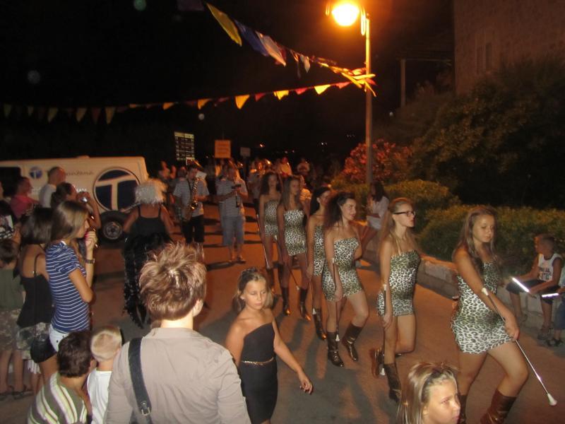 Mlini carnival might not be as big as rio de Janeiro, but still fun.