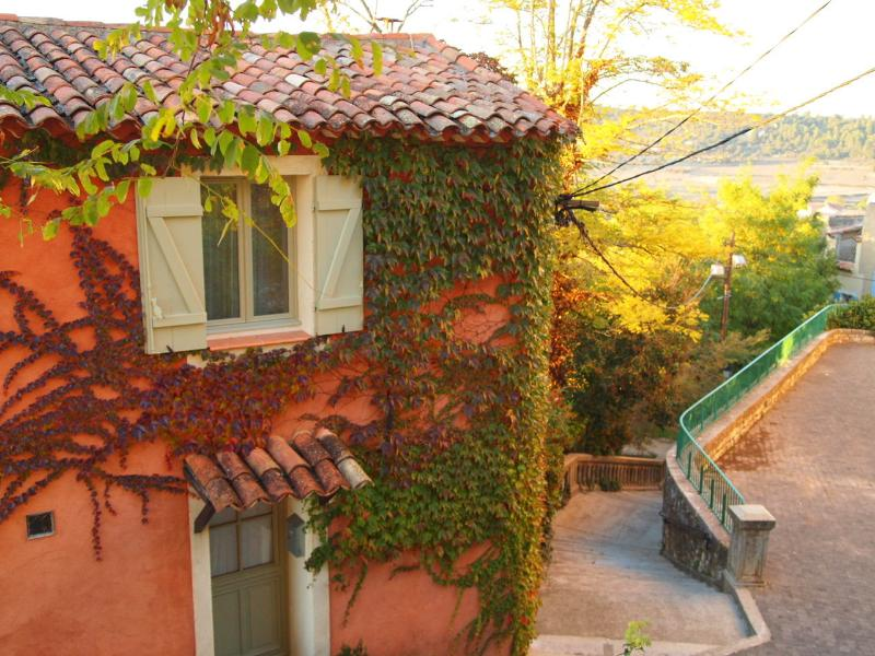 Authentic Detached Village House in Provence, holiday rental in Rians