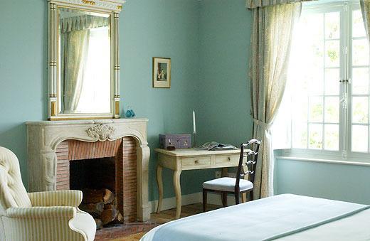 La Casona - la habitación azul