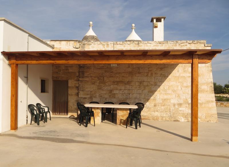 Trulli Relax Lumieri - Trullo 4, vacation rental in Alberobello