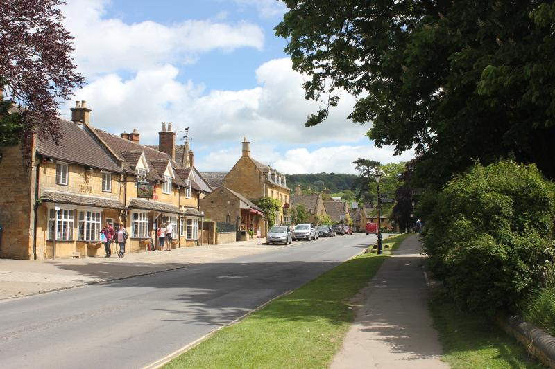 local attractions: the beautiful Cotswolds