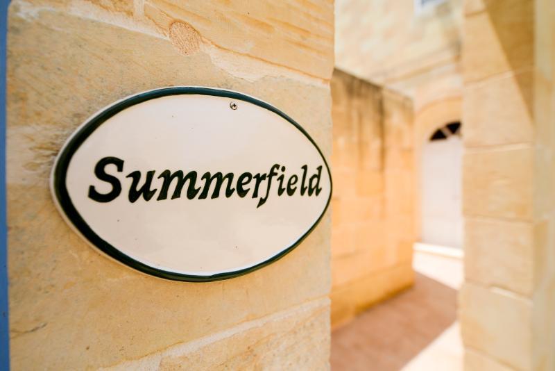 Summerfield Entrance
