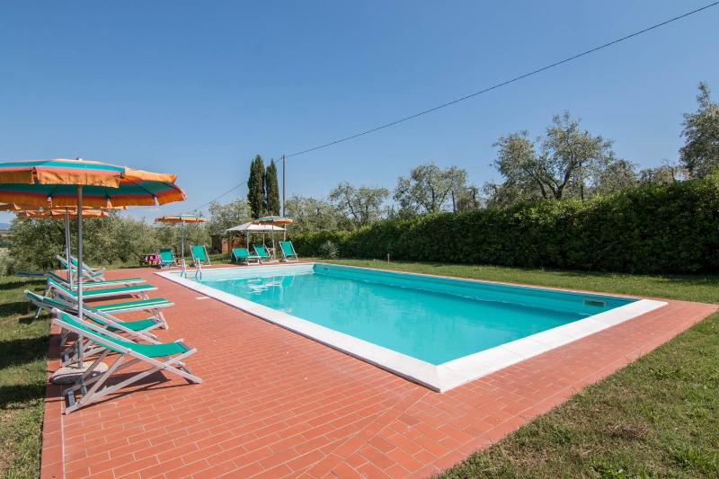 Girasole, vacation rental in Capannoli
