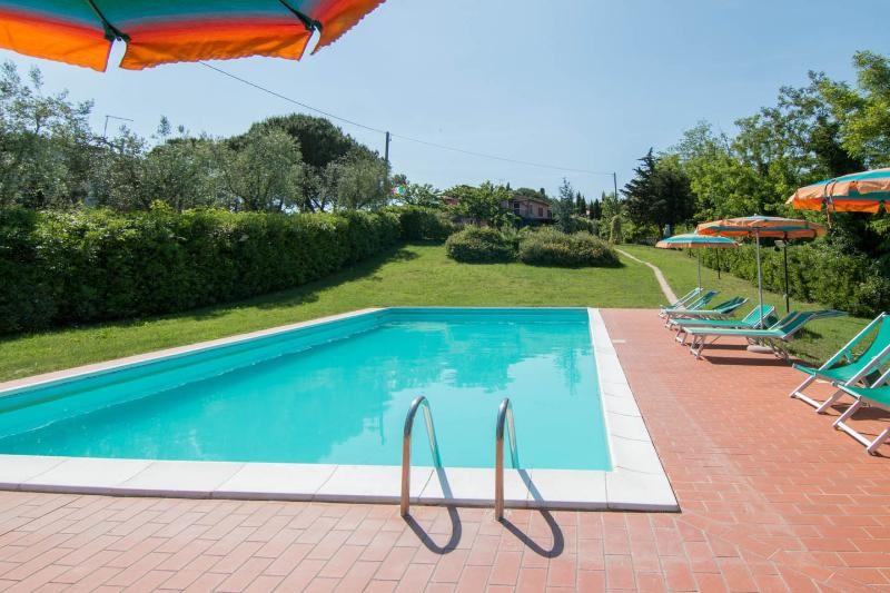 Abete, holiday rental in Capannoli
