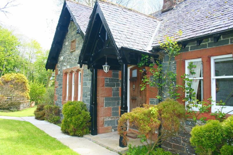 The Lodge, Mochrum Park, Kirkcowan  Newton Stewart, vacation rental in Newton Stewart
