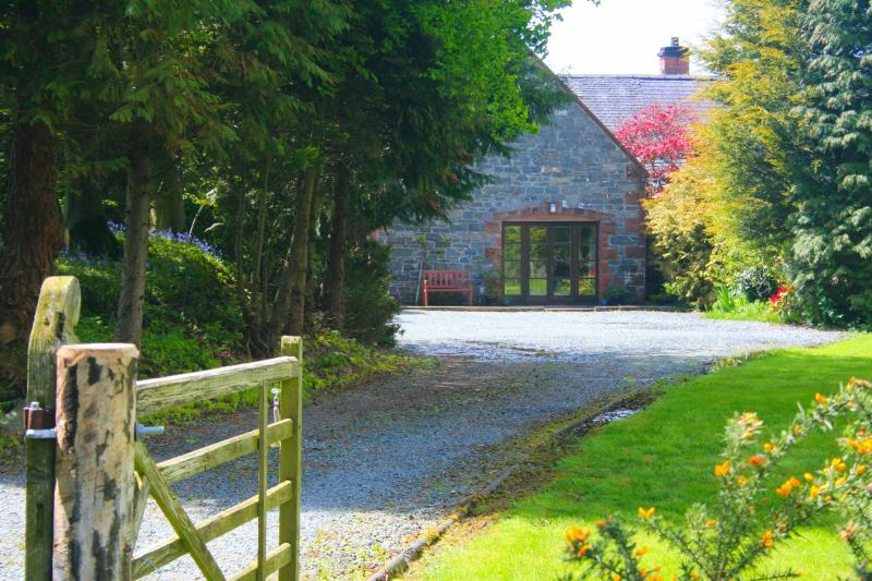 The Coach House, Mochrum Park, vacation rental in Newton Stewart